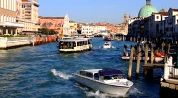title: Grand Canal Boats