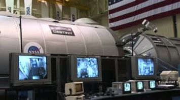 title: NASA VIP Tour Video Orion Crew Mockup