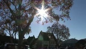 Solvang Danish City in Santa Barbara County California USA