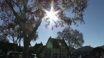 title: Solvang Danish City in Santa Barbara County California USA