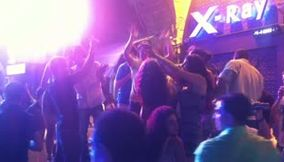 Batroun Open street party