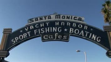 title: Santa Monica California USA