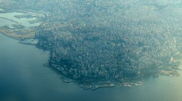 title: Beirut from the Sky