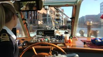 title: Amsterdam Boat trip on the canal with the amazing Captain