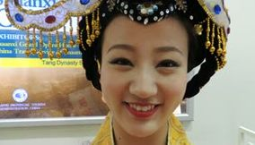 title: Chinese Princess at ITB Berlin 2013 Germany