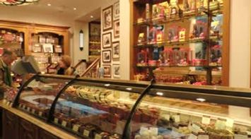 Chocolate Store Corne Port Royal Brussels Belgium