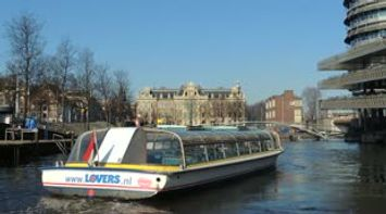 title: Cruise on the canals in Amsterdam Holland
