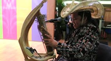 title: Indonisia Traditional Singer at ITB Berlin 2013 Stand Indonisia