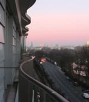 Discover Hamburg Video of Sunrise Panoramic View from Le Royal Meridien Hotel in Hamburg