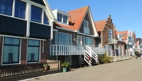 Volendam Village Netherlands Hollande