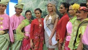 Thailand Beauty Thailand Stand ITB Berlin Germany