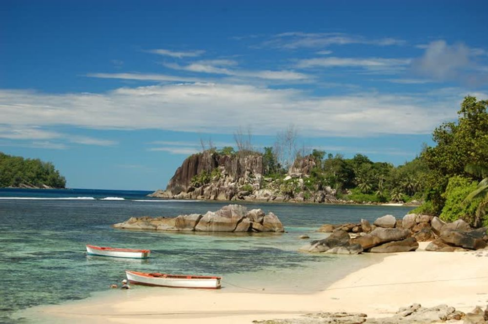 title: Port Glaud Seychelles Landscapes