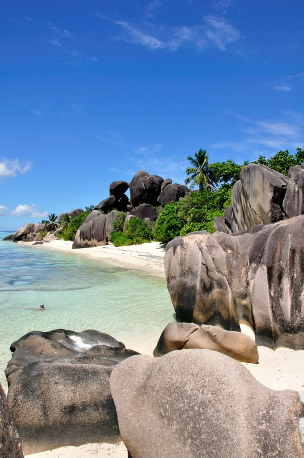 Anse Source D'Argent a paradise found on earth Seychelles