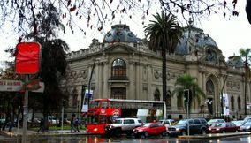 Barrio Bellas Artes CHILE