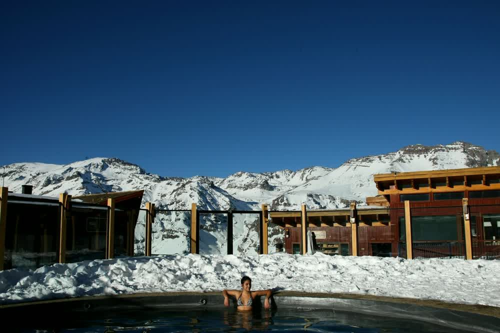 title: Centros de Ski Spa CHILE