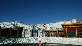 Centros de Ski Valle Nevado Spa CHILE