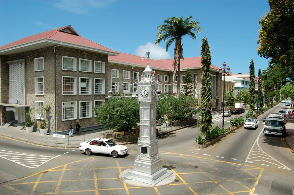 title: Clock Tower Seychelles