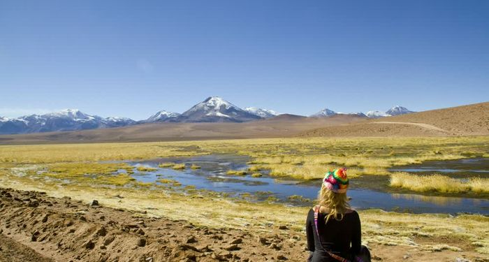 title: Contemplating CHILE Desierto de Atacama