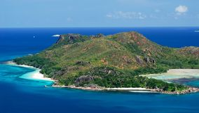 Curieuse Island Seychelles Landscapes