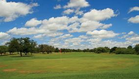 title: Golf course Gaborone Southern Botswana