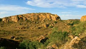 title: Magnificent view in Northern Tuli Game Reserve Botswana