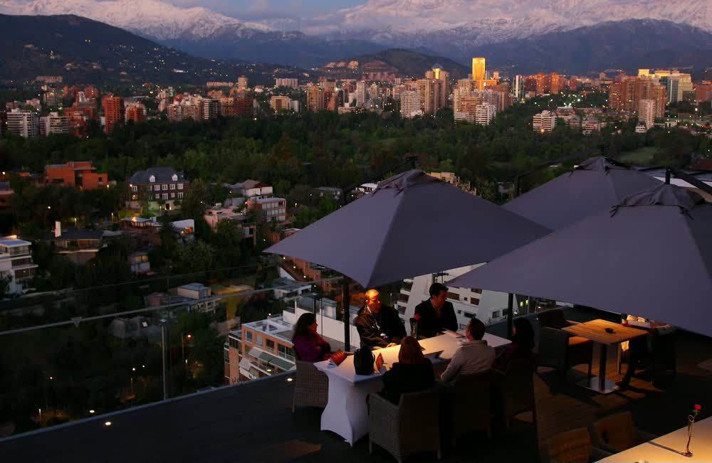 title: Meeting in Hotel W terraza CHILE