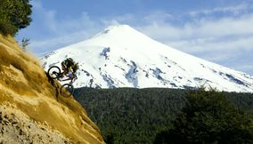 Mountainbike Pucon CHILE Sports Adventure