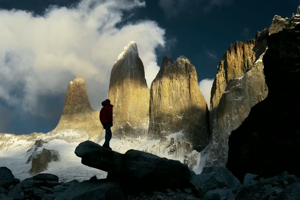 title: Patagonia Torres del Paine CHILE