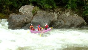 Rafting Beach Adventure Panama