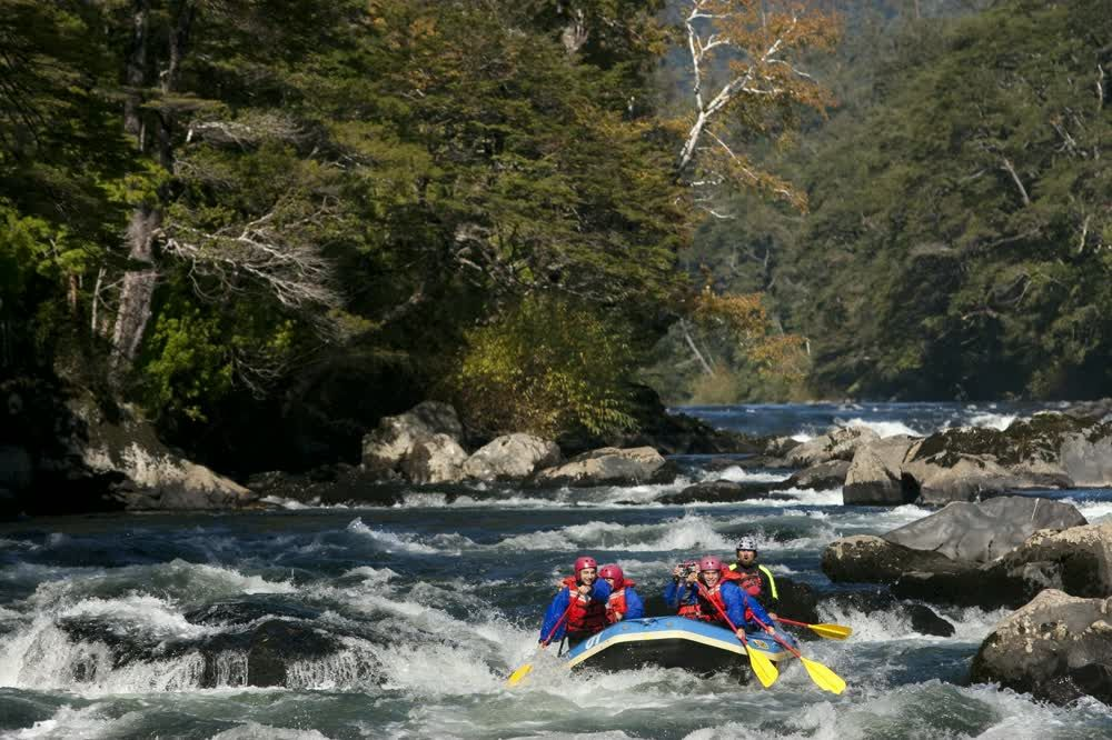 Rafting CHILE Sports & Adventure