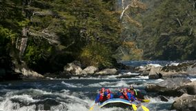 Rafting CHILE Sports Adventure