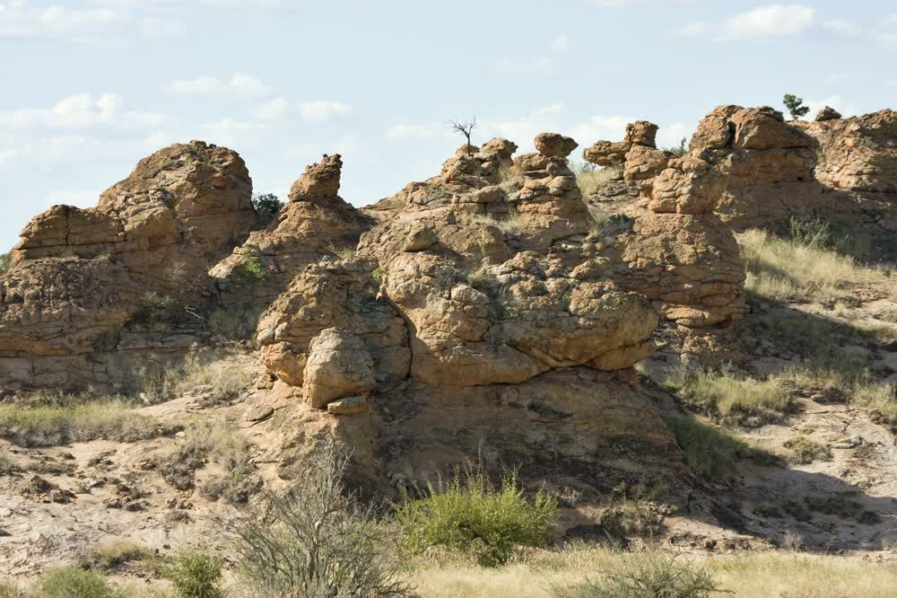 title: Rocks Northern Tuli Game Reserve Botswana