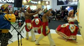 title: Brazil Folk Dances at ITB Berlin Germany