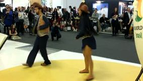 title: Brazil traditional music dance ITB Berlin Germany