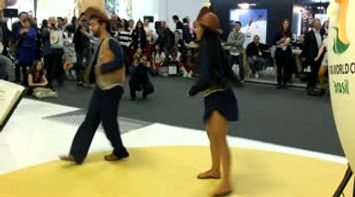 Brazil traditional music dance ITB Berlin Germany