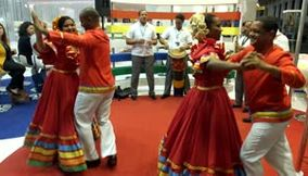 title: dominican republic traditional music dance ITB Berlin Germany
