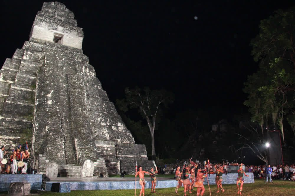 title: A fun place to visit Tikal Guatemala