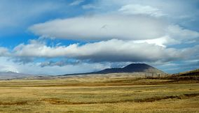 title: About mountains and clouds Armenia