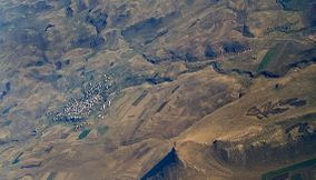 title: Aerial view Over Armenia