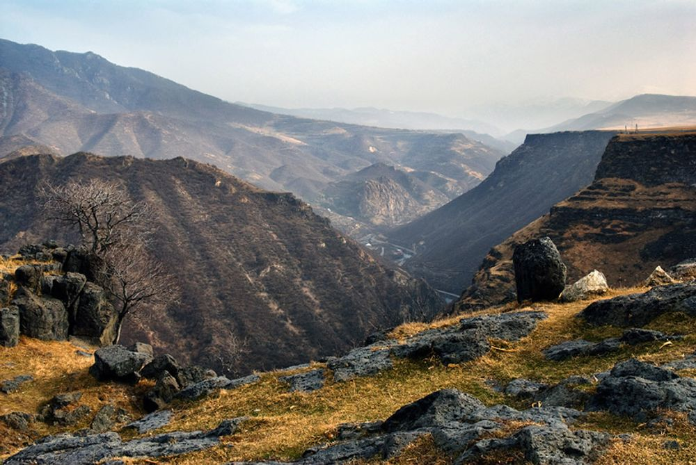 title: Amazing view Lori canyon Armenia