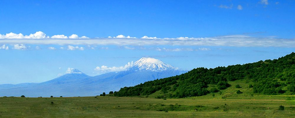 title: And over you Ararat Armenia