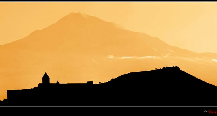 title: Ararat Shapes Armenia