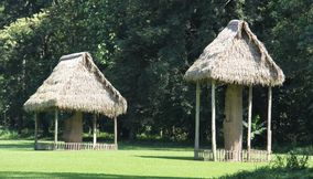 Archaeological Park and Ruins of Quirigua Guatemala