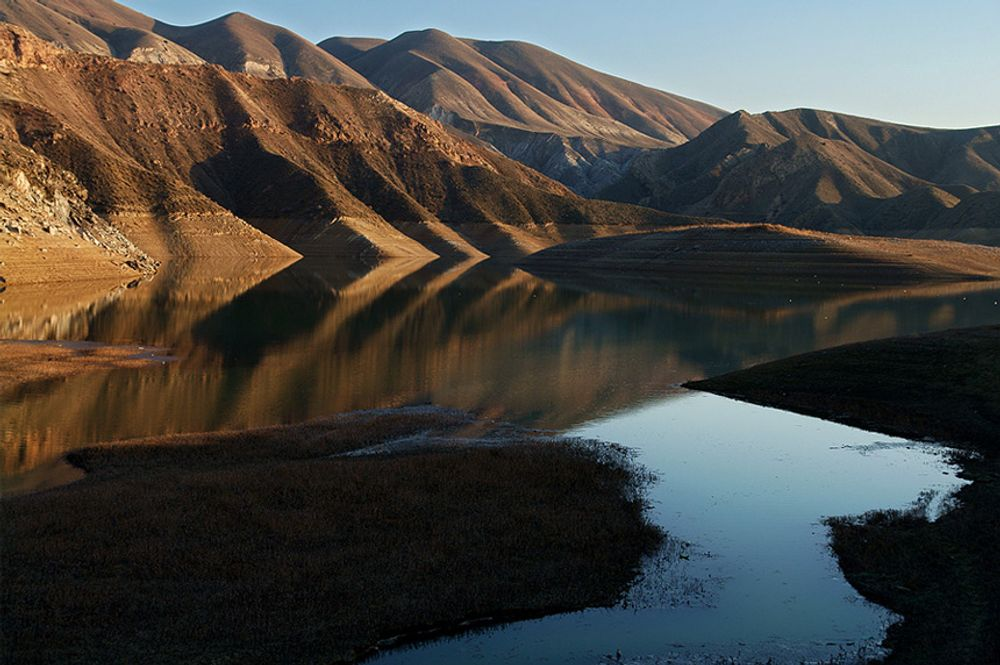 title: Azat lake Armenia