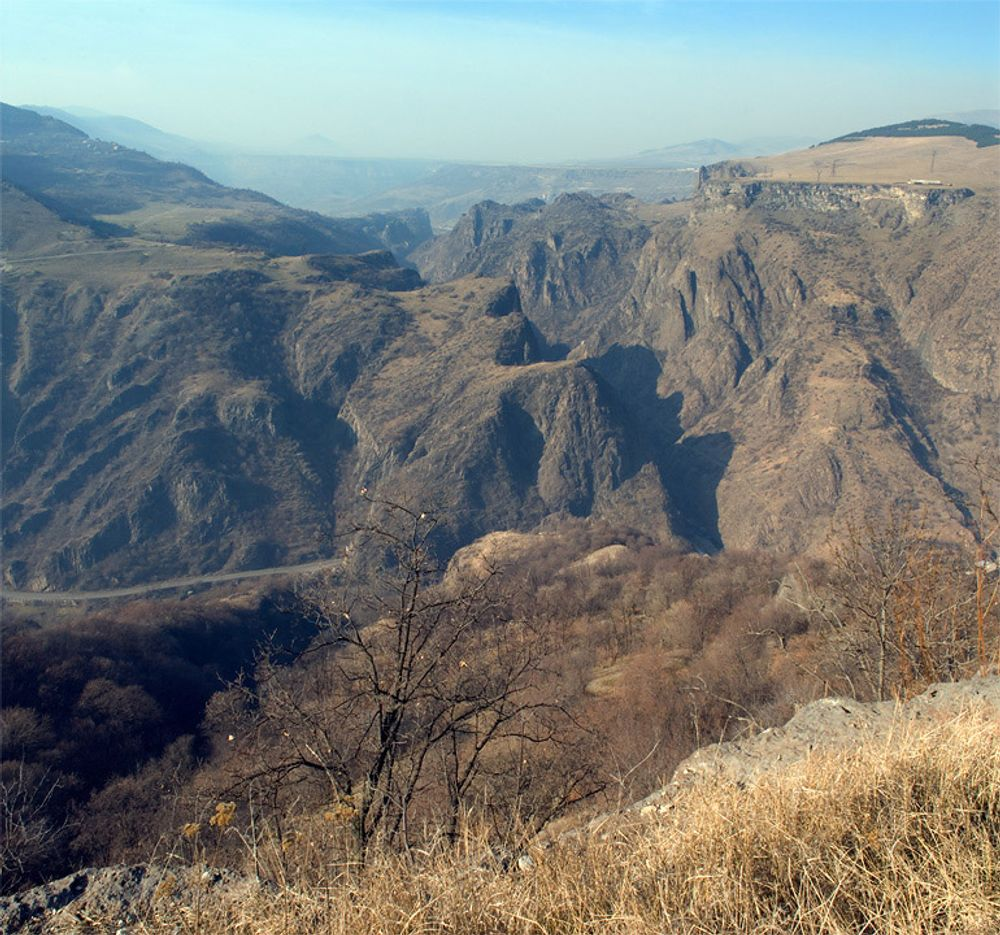 title: Beautiful Canyon Armenia