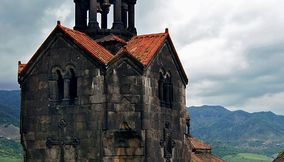 title: Bell tower Haghpat Armenia
