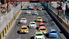 title: Car Race Track Macau