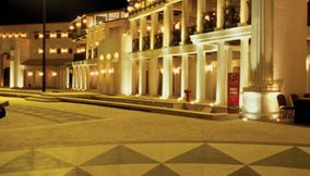 title: Checking out the historical Macau