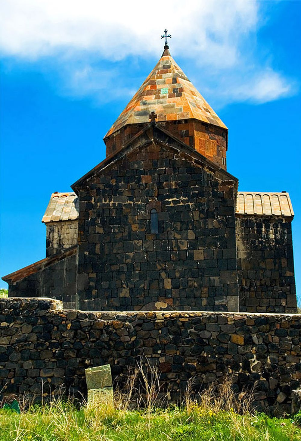 title: Church Sevan Armenia