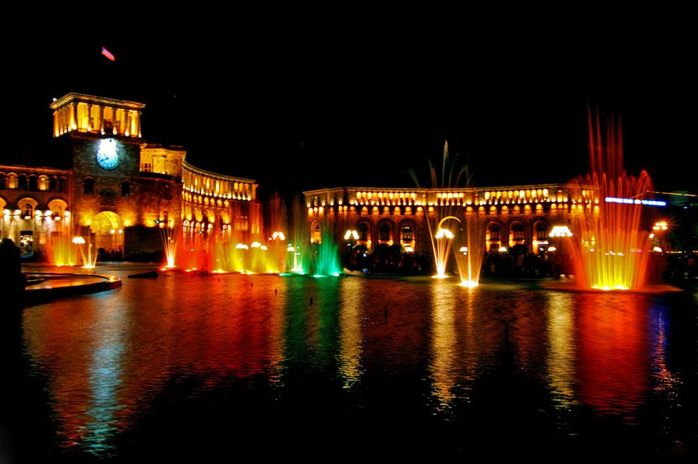 title: Colors of Yerevan Armenia